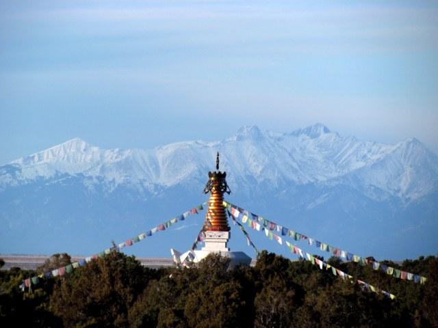 Kagyu Mila Stupa