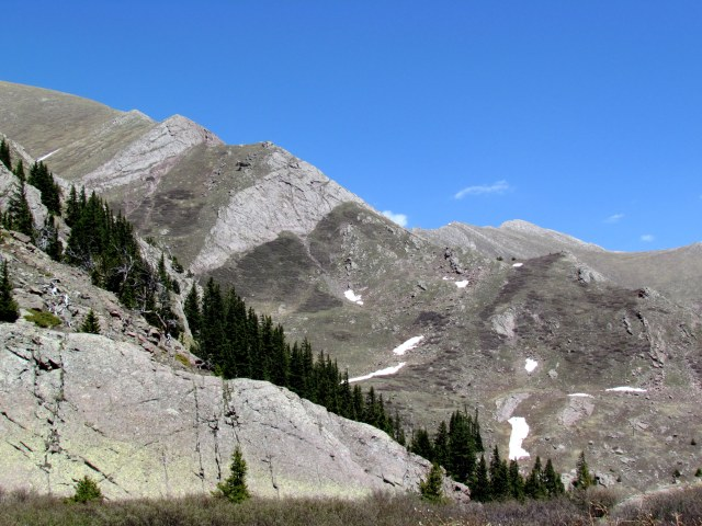 Venable Pass Trail