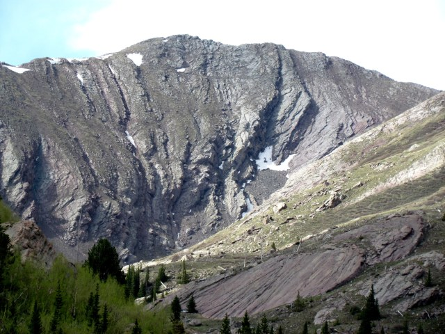 Lower Eureka Mountain