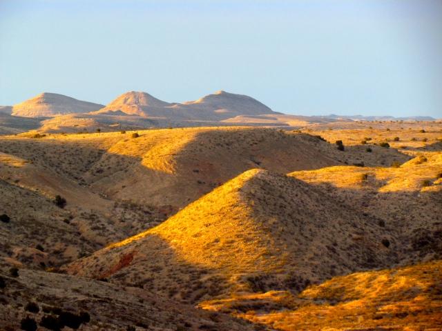 Quebradas Hills