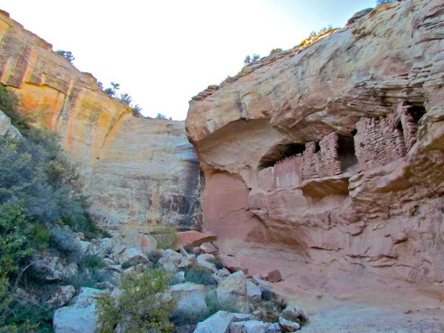 Target Ruin Canyon