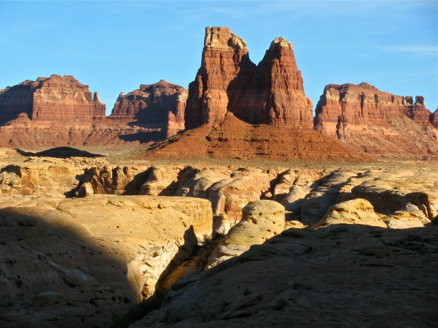 Red Rock Plateau